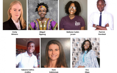 Youth Leaders Who Love Serving Africa