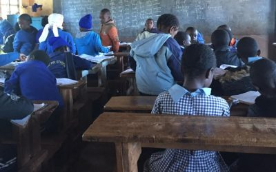 The Cold Truth: Remote Learning in Sub-Saharan Africa