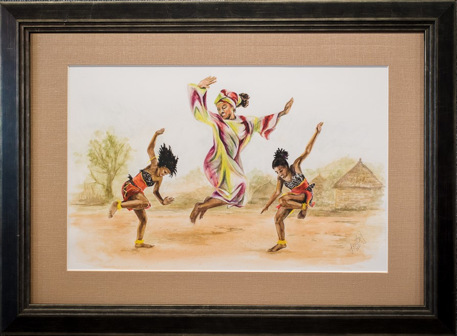 Art Benefits African Orphans