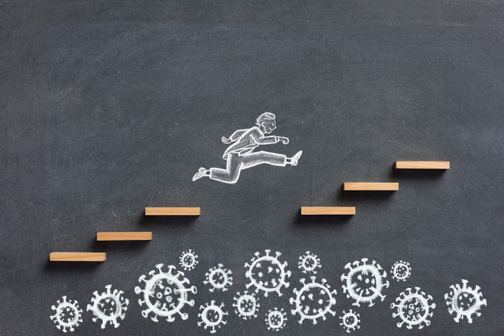 Clearing Hurdles | Crushing Barriers